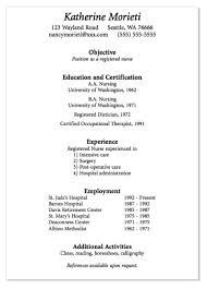 New Graduate Nurse Resume Examples by Best 25 Registered Nurse Resume Ideas On Pinterest Nursing