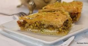recette de cuisine libanaise recettes de pâtisserie orientale et de cuisine libanaise