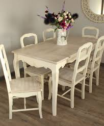 hall tables french shabby chic white u0026 cream console tables