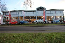 toyota branches about us steven eagell toyota letchworth