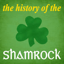coloring page cool history of shamrock coloring page history of