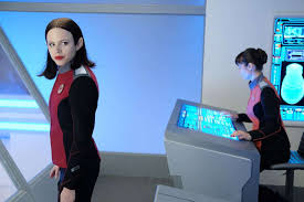 Seeking Cupid Episode The Orville Review Cupid S Dagger The Tracking Board