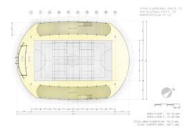construction floor plans gallery of bamboo sports hall for panyaden international