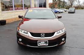 honda accord used cars for sale 2013 honda accord brown coupe used car sale