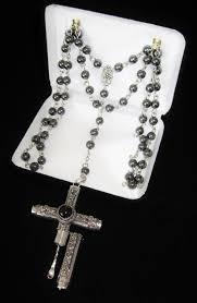 cruel intentions rosary cruel intentions rosary wave design garnet sterling silver