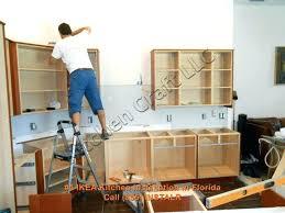 Ikea Kitchen Cabinets Installation Cost Breathtaking Kitchen Cabinet Installation Cost Kitchen Cabinets