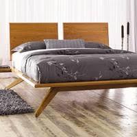 Modern Platform Bed Queen Modern Bedroom Furniture Tema Contemporary Furniture