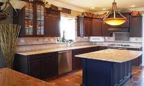 refurbish kitchen cabinets refinishing oak kitchen cabinets maxbremer decoration