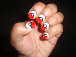 red nail art gallery nail art designs