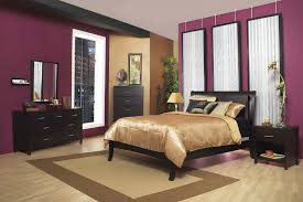 purple and brown bedroom room mix dark purple and brown color decosee com