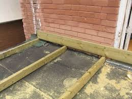 How To Make A Wooden Patio Building A Deck