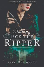 blog tour review stalking jack the ripper by kerri maniscalco