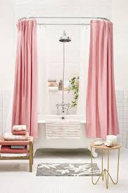 Claw Foot Tub Shower Curtains Beautiful Shower Curtains For Clawfoot Tubs And Top 25 Best