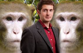 rhesus monkeys have a form of self awareness not previously