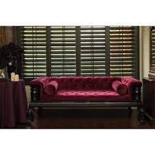 red velvet sofa centerfieldbar com