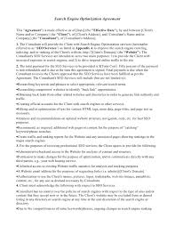sample consulting agreement free consulting contract template