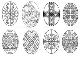 pysanky designs psanky eggs lessons tes teach