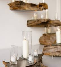 rustic hanging wall shelf unfinished raw wood texture raw