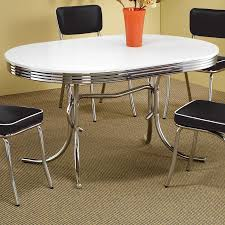 shop coaster fine furniture dining table at lowes com