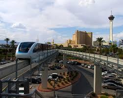 las vegas light rail las vegas monorail