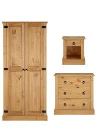 amazon com 4pc solid pine queen size bed complete lovely amazon bedroom sets