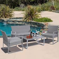 Outdoor Patio Furniture Bar Height Patio Furniture Incredible Outdoor Patio Tablec2a0 Pictures Ideas