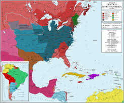 United States Map With Abbreviations by North America 1884 By Rubberduck3y6 On Deviantart