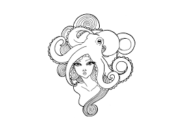 Octopus Tattoo Ideas Drawing Tattoo Cool Images Free Designs With Hair Of