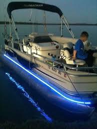 pontoon boat led light kits led boat lights 32 foot kit fits pontoon bass boats open bow