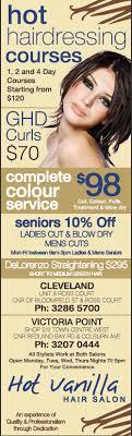 hair dresser s day hot vanilla hair salon hairdressers truelocal