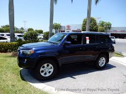2017 new toyota 4runner sr5 2wd at royal palm toyota serving