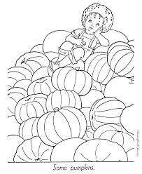 free printable autumn fall coloring page great vintage coloring