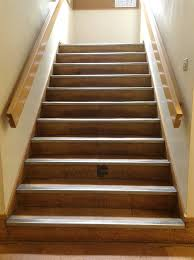 Removable Banister Stairs With Handrails Gl Railings Railing Clear Light Green Safety