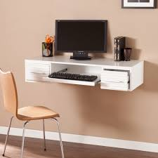 Desks Home Office by Simon Wall Mount Desk White Desks Home Office Shop Intended For
