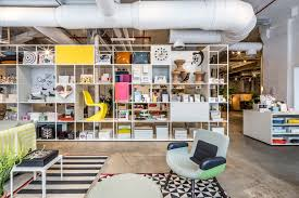 vitra opens a new pop up shop and garage office new york trendland