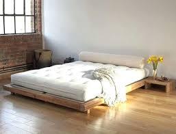 futon bed framenew sleigh platform bed frame cherry choose size