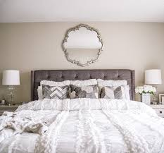 Grey And White Master Bedroom Master Bedroom Linen Home Decorators Visions Of Vogue