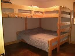 King Bunk Bed Creative Of King Size Bunk Bed Cabin Bunk Bed King Size Bed On