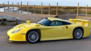 Porsche 911 Gt1 - limited edition 1998 porsche 911 gt1 strassenversion on sale in uk