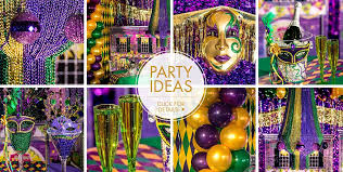 mardis gras decorations mardi gras party ideas click for details graduación ideas