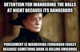 Professor Snape Meme - professor snape on twitter minerva mcgonagall logic http t co