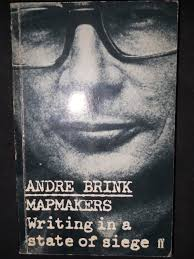 siege andre afrikaans non fiction mapmakers writing in a state of siege