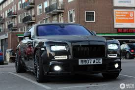 mansory wraith rolls royce mansory wraith 2 september 2016 autogespot