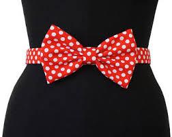 bow belt bow belt etsy