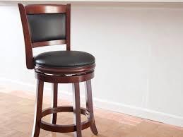 kitchen stools interior brown wooden kitchen island with cream