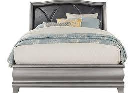 Silver Queen Bed Queen Beds Queen Sized Beds