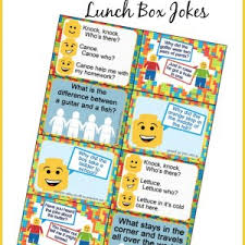 back to school lunch box jokes notes happiness is