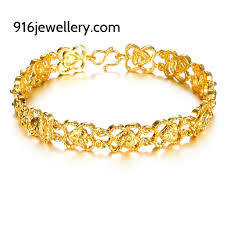 bracelet designs gold images Bracelates 916 jewellery gold bracelets for women designs jpg