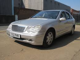 mercedes c200 kompressor elegance 2002 only 77 000 miles