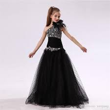 first communion dresses for girls sparkle sequin party gowns kids